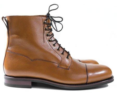 Yanko 960 Last  Boots - Light Brown Grain