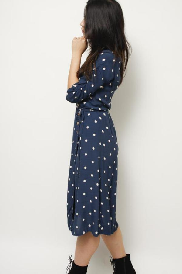 dc4a5d49f9b7 FAITHFULL THE BRAND ANNE MARIE DRESS - RONJA DOT | Garmentory