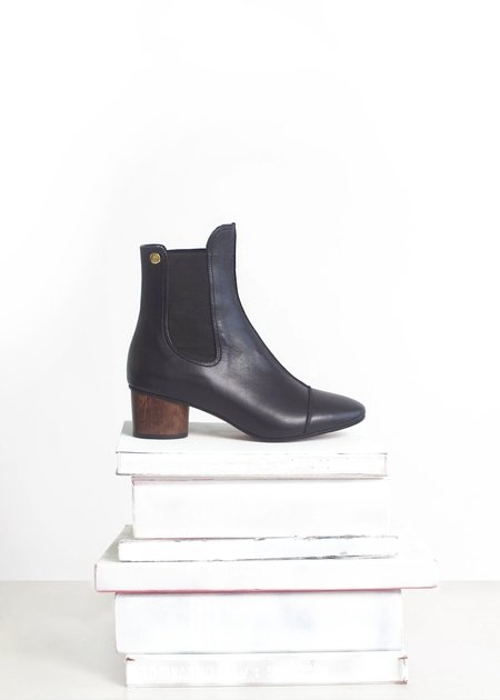 Taylor + Thomas Patti Boots - Blackbird
