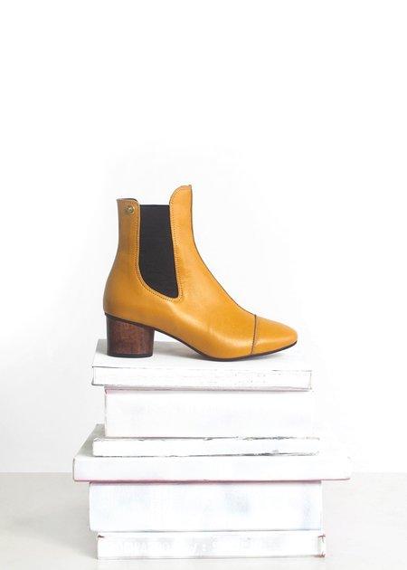 Taylor + Thomas Patti Boots - Mustard