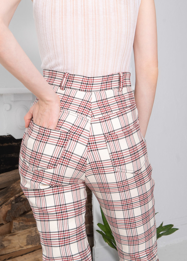 Suzanne Rae Five Pocket Pant