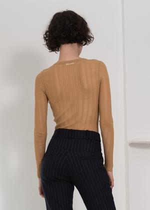 Suzanne Rae Loose Knit Cardigan