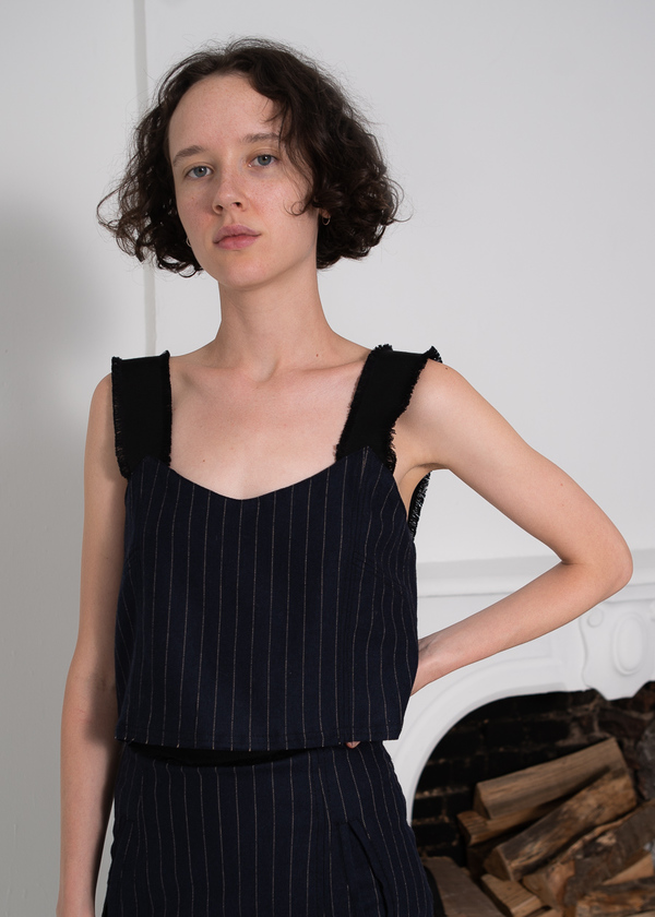 Suzanne Rae Loose Corset Top