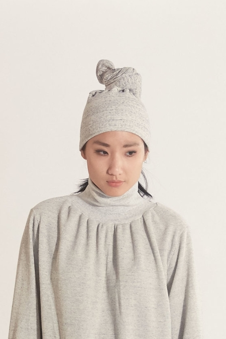 House of 950 Top Knot Beanie