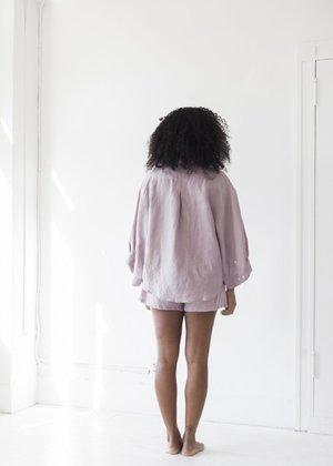 Deiji Studios The 03 Sleepwear Set - Lilac