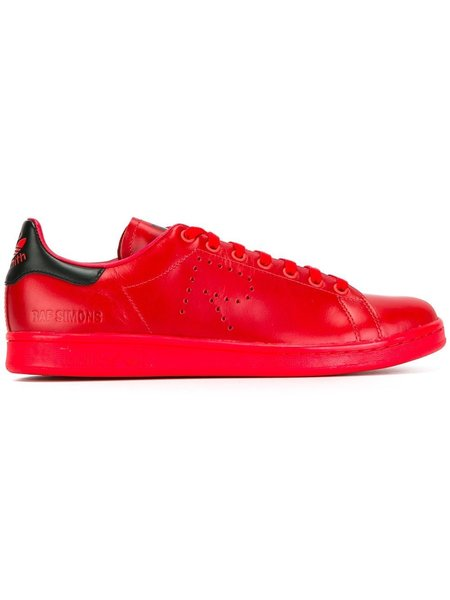ADIDAS X RAF SIMIONS Stan Smith - Red