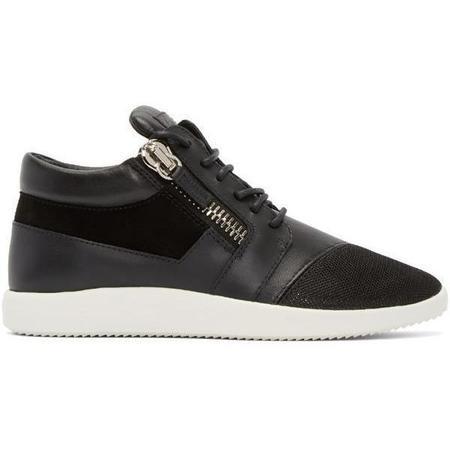 Giuseppe Zanotti Megatron Sneakers - Black
