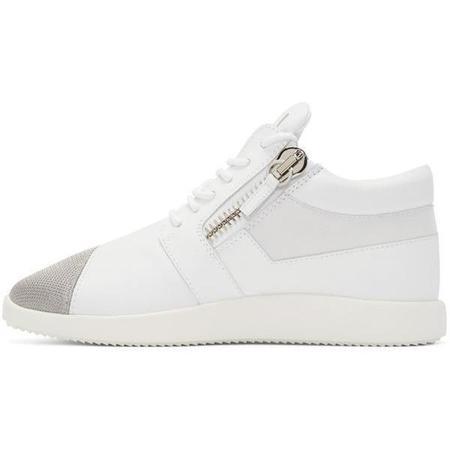 Giuseppe Zanotti Megatron Sneakers - White