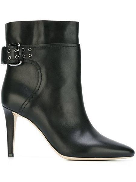 Jimmy Choo Major Soft Calf Ankle Boot - Black