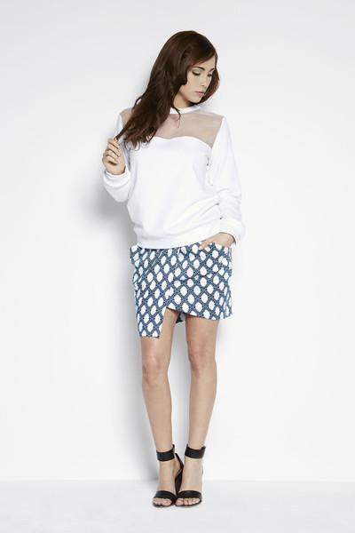Maurie & Eve Intense Split Skirt