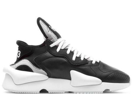 Y-3 Kaiwa Sneaker - Black