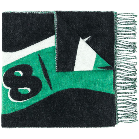 Henrik Vibskov Measurement Tape Scarf - Green