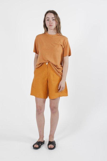 Good Studios High Waisted Bell Shorts
