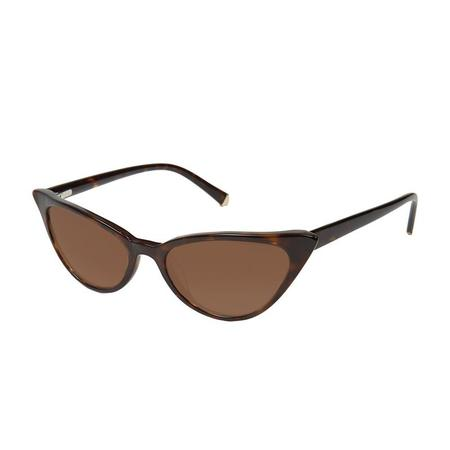 Kate Young For Tura Sunglasses K536 - Lita Havana Tortoise