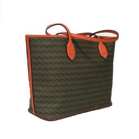 Delage Medium Tote Bag - Autumn/Orange