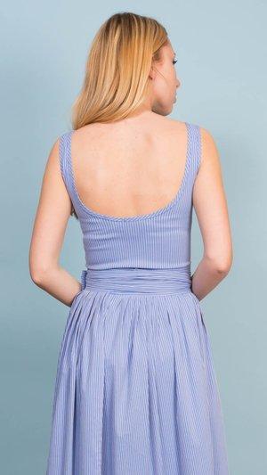 No.6 Scoop Fiona Bodysuit