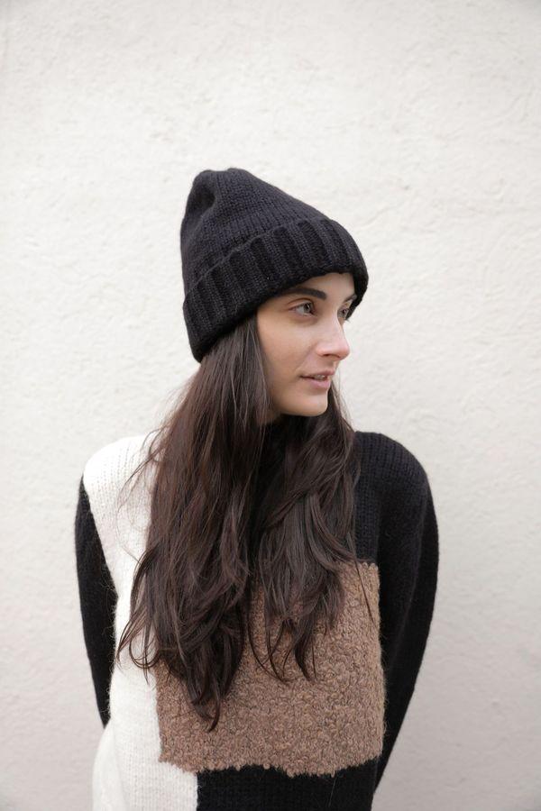 Kordal Arctic Beanie - Black