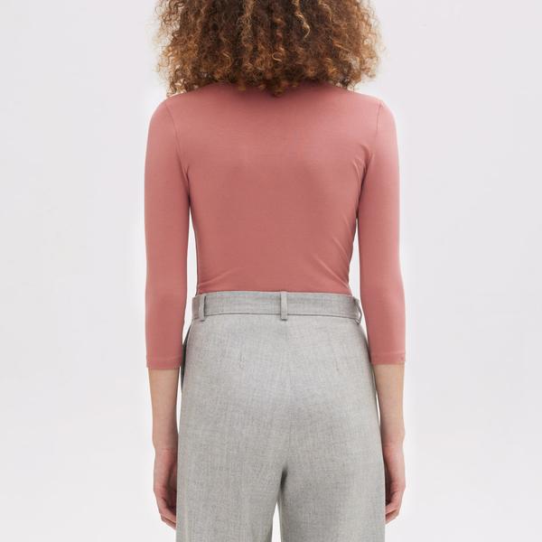 Rodebjer Louise Bodysuit - Mauve Pink  4f336fec8