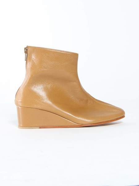 Martiniano Leone Wedge - Tostado