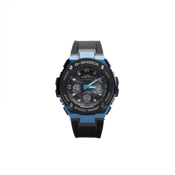 5b94c5299 G-SHOCK Anadigital Wrist Watch - Black/Blue | Garmentory