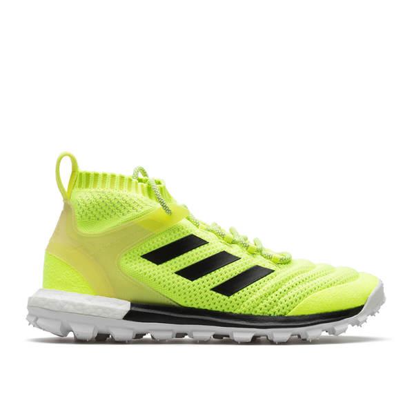 ad4cc7468811 Gosha Rubchinskiy x Adidas Copa Mid Prime Knit Sneakers - Yellow ...