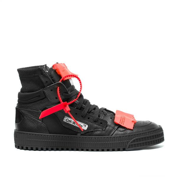 OFF-WHITE Low 3.0 sneaker - BLACK  6e299eb37e