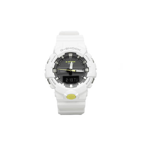 G-SHOCK Anadigital Wrist Watch - White