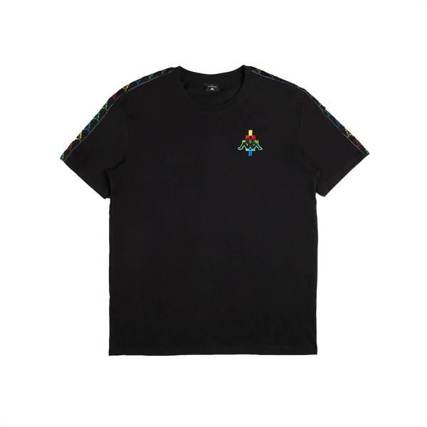 f3c20c75abc9 Marcelo Burlon Kappa T-shirt - Black