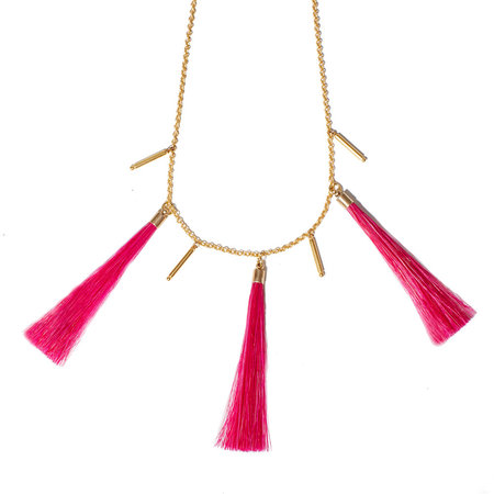 Parme Marin Ponytail IV Necklace