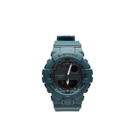 G-SHOCK Anadigital Wrist Watch - Petrol Green