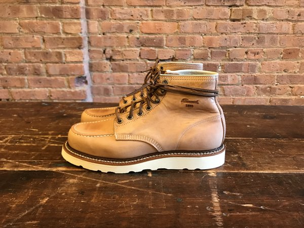 22ac2f5f224 1892 by Thorogood Janesville Shoes - Natural Nantucket