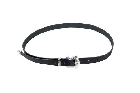 Clyde Western Belt - Black