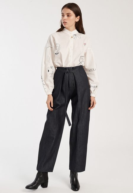 Winsome Corin Pants - black
