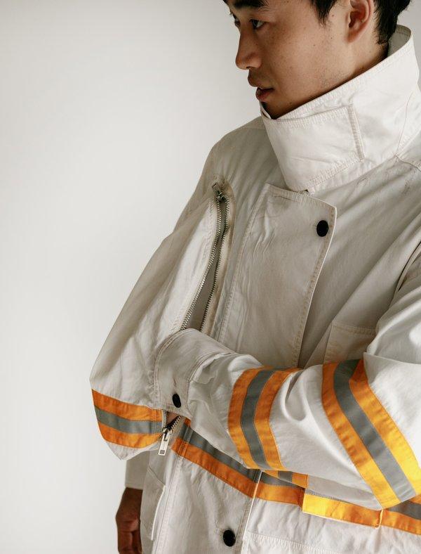 1ffd31e825fc Calvin Klein Fireman Shirt - Aged White