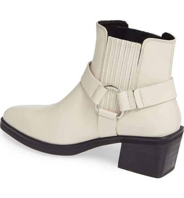 9a580d1a2eb Vagabond Simone Harness Boots - Off White