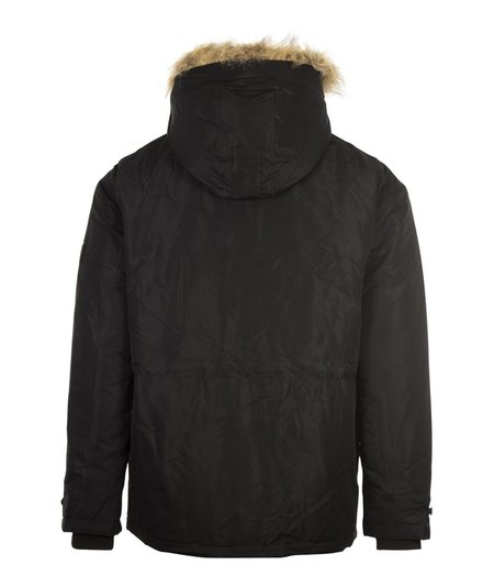 Nicce Stamford Jacket - Black