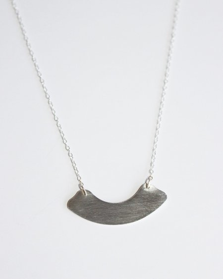 CLAUS ARCH NECKLACE - STERLING SILVER