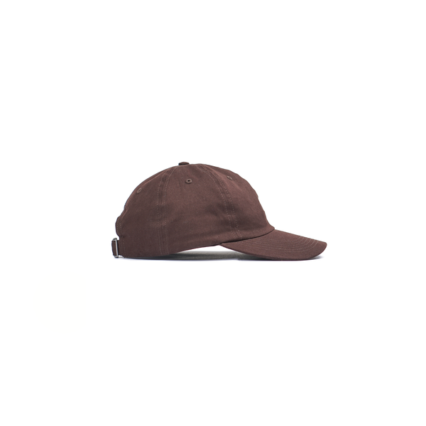 7a9410cfcf5 Norse Projects Twill Sports Cap - Eggplant Brown