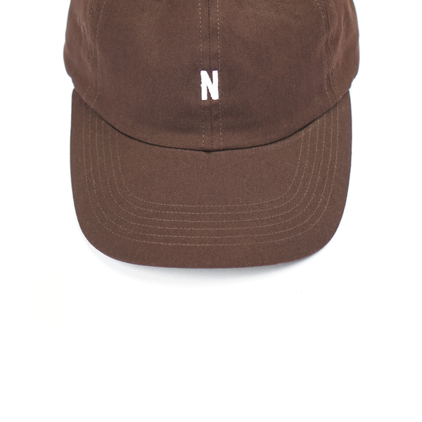 872d41e89ff Norse Projects Twill Sports Cap - Eggplant Brown. sold out. Norse Projects