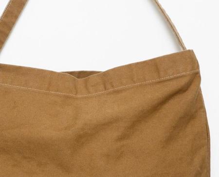 Apron & Bag Market Shoulder Bag - Caramel