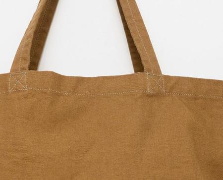 Apron & Bag Market Tote - Caramel