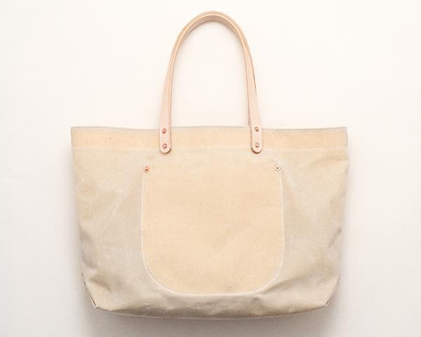 a2ee17adfe3 Stanley & Sons Waxed Canvas Tote on Garmentory