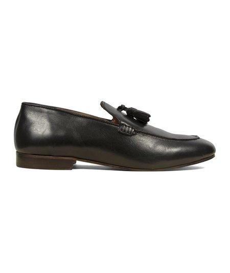 Hudson London Bolton Slip On Shoe - Black