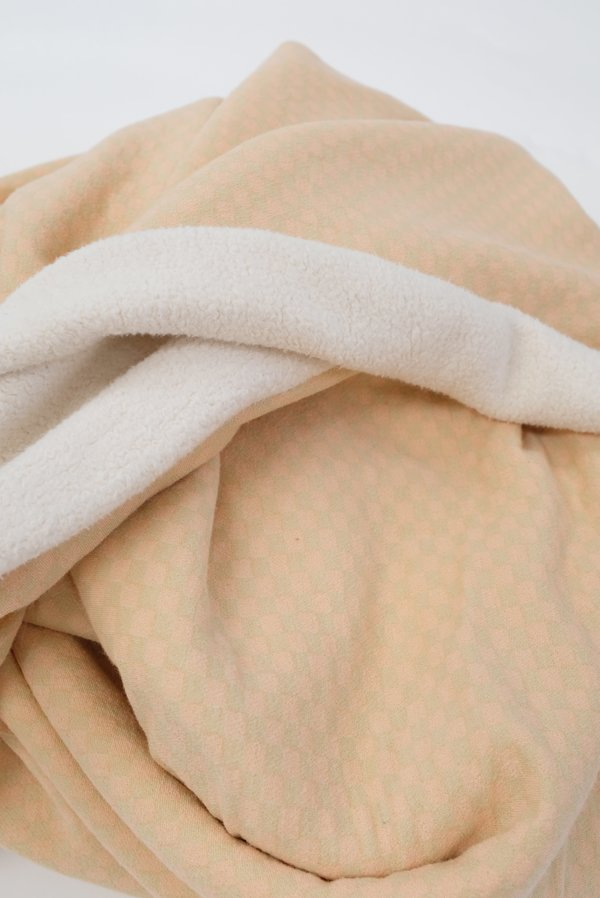 Beklina Throw Blanket - Check Print