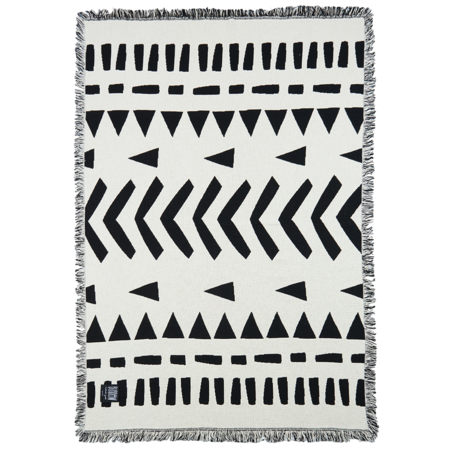 Burrow Woven Throw Blanket