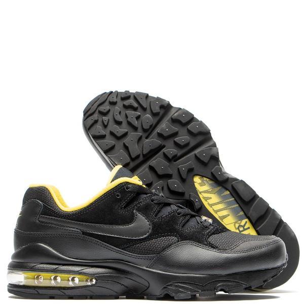 design intemporel 48713 2ca19 Nike Air Max 94 SE Black / Black