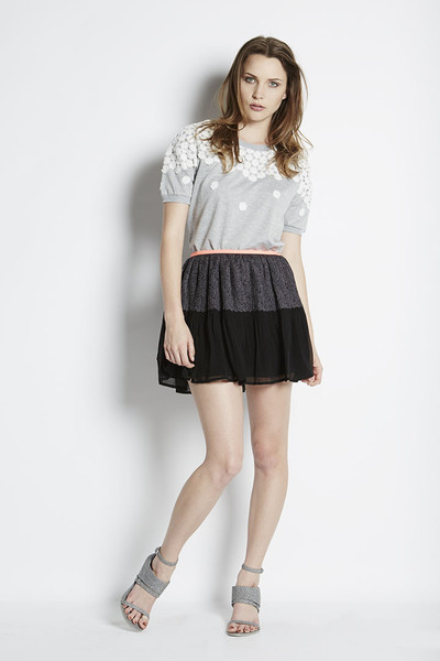 See U Soon Ruffle Skirt