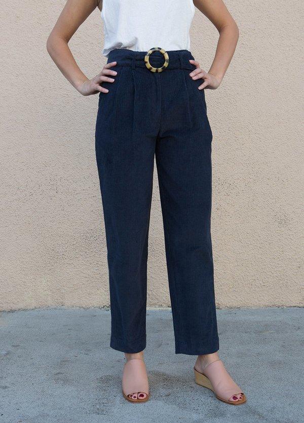 Ajaie Alaie Wear the Pants - NAVY
