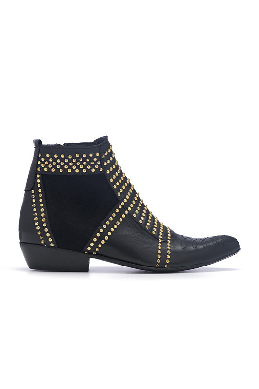 Anine Bing Studded Boots