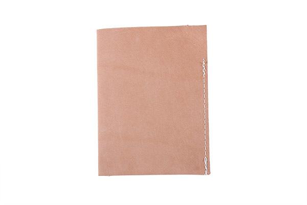 Union Wood Co. Passport Holder - Natural